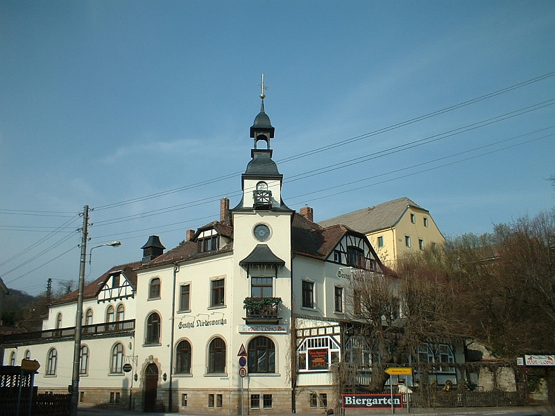 Gasthof Niederwartha
